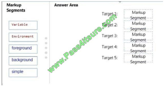 pass4itsure 70-486 exam question q9-1