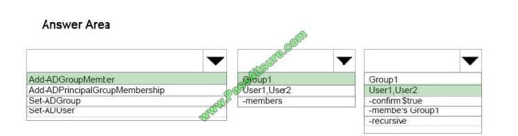 Pass4itsure 70-410 exam questions-q4-2